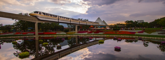 Monorail Flower and Garden FB Cover