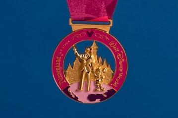 runDisney Coast to Coast Race Challenge Medal