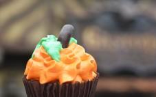 Enchanted Pumpkin Spiced Cupcake from Gaston's Tavern