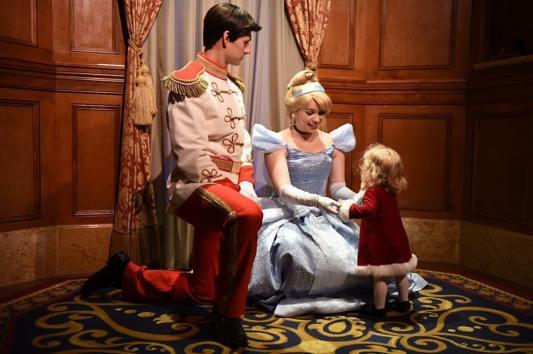 Cinderella Charming